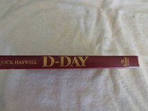 D Day book 1979 1st edition in Fort Knox, Kentucky