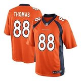 denver broncos demaryius thomas 88 licensed jersey nike on field youth sizes new in Fort Carson, Colorado