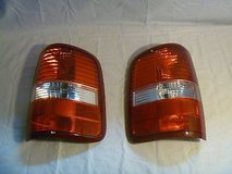 oem ford f-150 tail lights lens left & right 2 lights 2004-008  331 5083 new in Fort Carson, Colorado