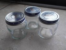 66 Empty Gerber Baby Food Jars with Lids in Las Cruces, New Mexico