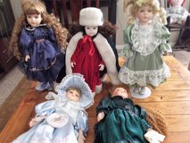 Dolls in Las Cruces, New Mexico