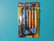 kaisi repair opening pry tools screwdriver kit set for iphone 5s / 5c / 5 in New Lenox, Illinois