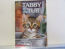 Tabby in the Tub by Ben M. Baglio Age 9-12 Children's Paperback Book  (Animal Ark Series #29) in Morris, Illinois