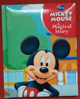 FREE Disney Mickey Mouse A Magical Story Children's Soft / Hardcover Book in Morris, Illinois