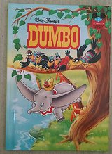 Walt Disney's Dumbo 1996 Hard Cover Children's Book in Joliet, Illinois