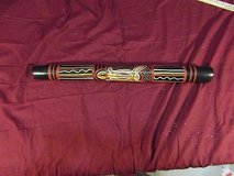 hand painted australian australia aboriginal didgeridoo didgeridoo ~ nm 13610 in Huntington Beach, California