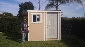 SHEDS FOR AN OFFICE, STORAGE, AND MORE!! (PROMOTION INSIDE THE AD) in Los Angeles, California