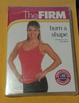 Brand New ONLY $1 ~ The Firm Burn & Shape DVD Cardio Exercise Workout with Emily Welsh in Morris, Illinois
