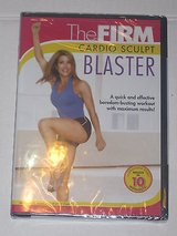 Brand New ONLY $1 ~ The Firm Cardio Sculpt DVD with Lisa Kay Body Fitness & Shaper in Morris, Illinois