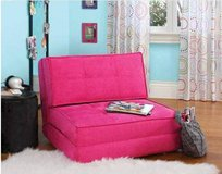 Your Zone Flip Chair (Pink) - NEW! in Lockport, Illinois