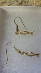 Fish earrings new! in Camp Pendleton, California