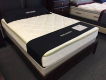 ***50% Off NEW Enso Memory Foam---CLOSEOUT SALE (Queen and King) in Beaufort, South Carolina