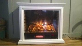 Pleasant Hearth Mobile Fireplace in Chicago, Illinois