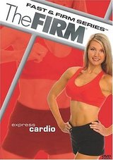 Brand New ONLY $1 ~ Fast & Firm Series Express Cardio Workout DVD in Morris, Illinois