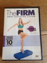 ONLY $1 The Firm Body Sculpting System DVD Express Cardio with Stephanie Huckabee in Joliet, Illinois