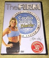 Brand New ONLY $1 ~ The Firm Cardio Sculpt Blaster DVD Body Sculpting System Excercise in Morris, Illinois
