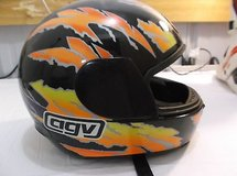 agv arc full face helmet batch 01 italian motocross bmx bike atv 5044 in Huntington Beach, California