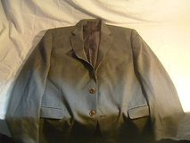 mens ralph lauren suit color gray made in india size 46r 2227 in Huntington Beach, California