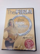 Brand New ONLY $1 The FIRM Super Body Sculpt DVD Stephanie Corley Fitness Workout Exercise in Morris, Illinois