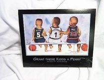 NBA Collector Print Signed Grant These Kidds a Penny Kenneth Gatewood Hardaway Kidd Orlando Magic in Kingwood, Texas