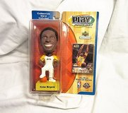 nib 2001 vintage upper deck kobe bryant bobble head collectible nba in Kingwood, Texas
