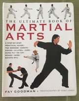 Book The Ultimate Book of Martial Arts -HH- Fay Goodman in Naperville, Illinois