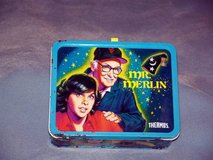 Mr. Merlin Lunch Box in Ottumwa, Iowa