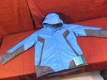 columbia winter water wind weather proof jacket coat new mens size large he 5275 in Huntington Beach, California