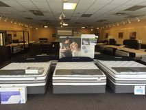***ALL Serta iComfort & iSeries Display Models ON SALE--up to 50% OFF in Beaufort, South Carolina