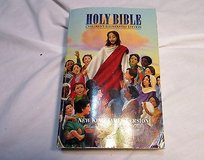 holy bible children's kid's english standard version 2001 illustrated in Kingwood, Texas
