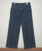 Womens 6 Daisy Fuentes Wide Leg Trouser Jeans in Yorkville, Illinois