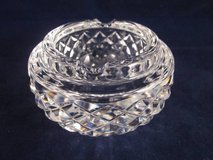 WATERFORD CRYSTAL Ashtrays in Lockport, Illinois