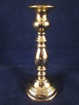 VIRGINIA METALCRAFTERS HARVIN COLONIAL WILLIAMSBURG Brass Candlesticks in Glendale Heights, Illinois
