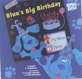 Blue's Big Birthday (Blue's Clues) Children's Hard Cover Picture Book in Morris, Illinois