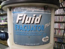 Fluid Evacuator in Cherry Point, North Carolina