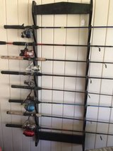 Assorted Fishing Rods and Reels in Warner Robins, Georgia