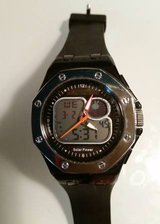 ** Unisex limited edition solar capable watch in Alvin, Texas