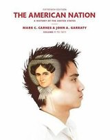The American Nation by Mark C. Carnes and John A. Garraty (2015, paperback) in CyFair, Texas