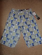 Southpole Men's Plaid Shorts NWT - size 30 in CyFair, Texas