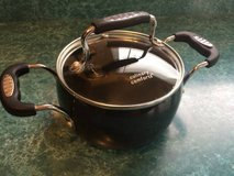 Culinary comforts small sauce pan with lid in Oswego, Illinois