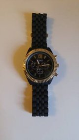 Women's Watch XOXO Black & Gold in Elgin, Illinois