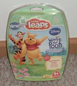NEW Leap Frog Baby Little Leaps Disney Winnie The Pooh 9M Boy Girl NEW!! in Joliet, Illinois