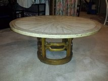 ANTIQUE/ Vintage COCKTAIL TABLE ~MUST HAVE~Marble {WOODRIDGE} in Naperville, Illinois