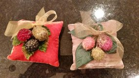 Sachets - Crushed Velvet and Bow in Naperville, Illinois