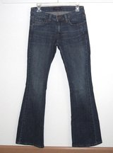 Levis 518 Superlow Bootcut Jeans Womens sz 3M Juniors 28 x 31 3 M in Morris, Illinois