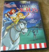 NEW LIBERTY'S KIDS Complete Series History DVD Revolutionary War 40 episodes toy in Westmont, Illinois