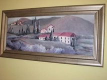 ~SET OF TWO TUSCAN WALL ART PICTURES~ in Morris, Illinois