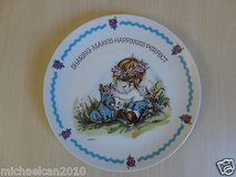 8'' art hand painted surface table talk plates made in japan in Lockport, Illinois