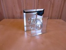 mirrors and glass candle holder in Lockport, Illinois