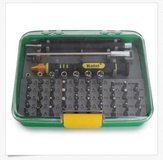 New kaisi 51in1 opening tools kit versatile screwdriver repair set for phones in Plainfield, Illinois